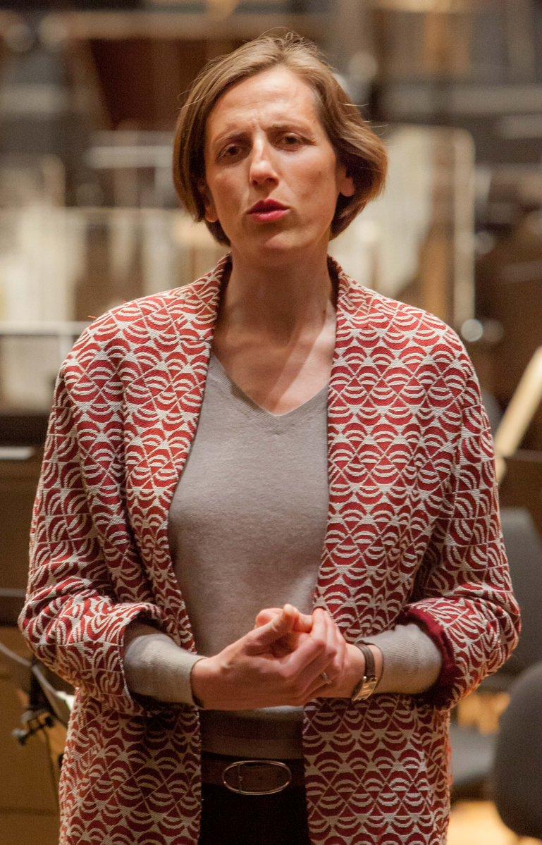 Marie Linden nommée directrice de l'Orchestre Philharmonique de Strasbourg