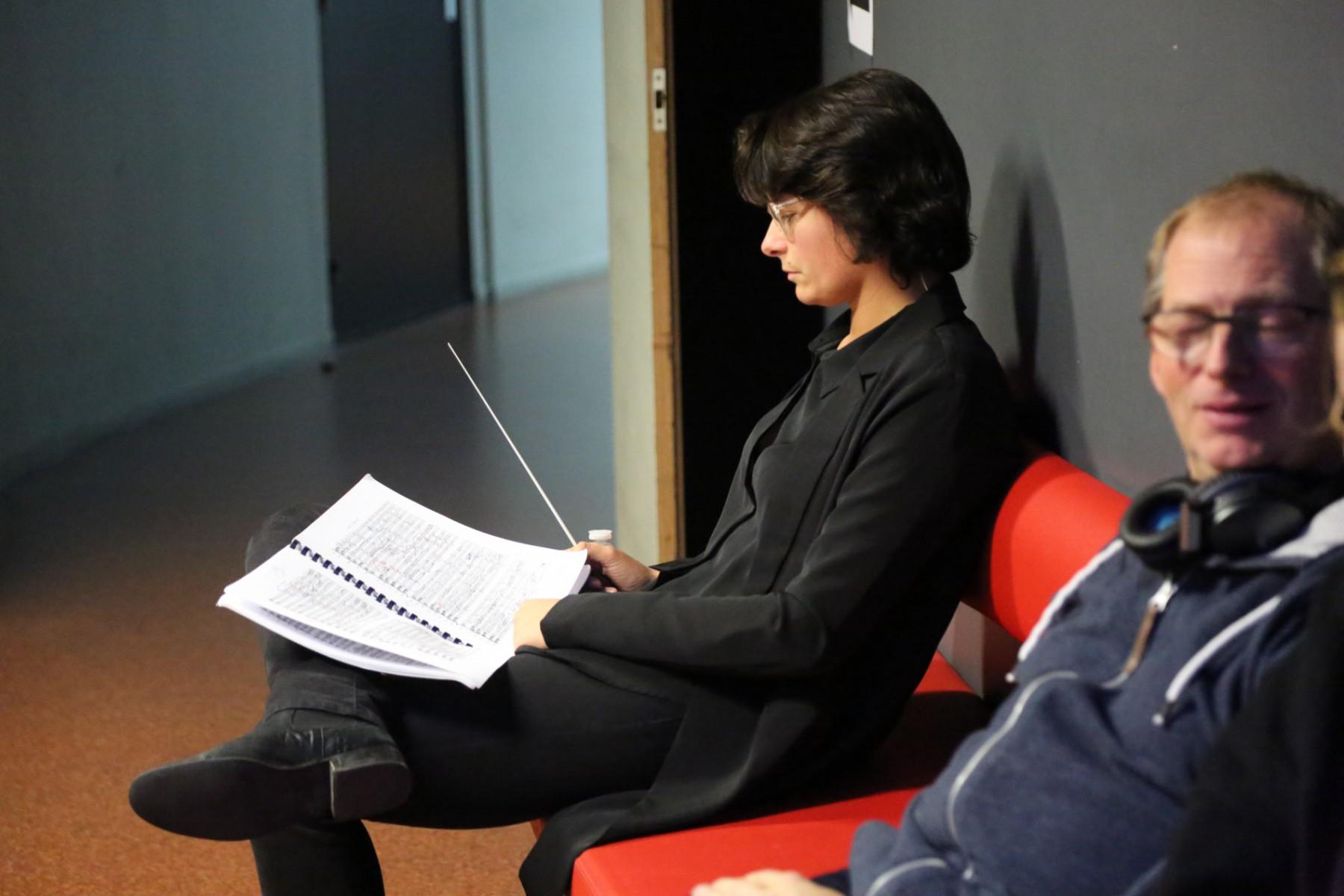Retour sur la masterclasse de direction d'orchestre de l'Orchestre Victor Hugo Franche-Comté